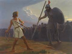 Strategic Lessons From David & Goliath For 2014 Planning